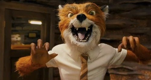 "6 Clips from ""Fantastic Mr. Fox"" Pit Badger Bill Murray Against Foxy George Clooney"