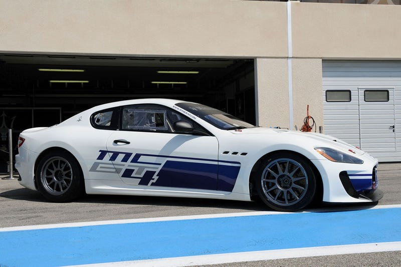 Maserati GranTurismo MC: A Trident To The Heart Of GT4