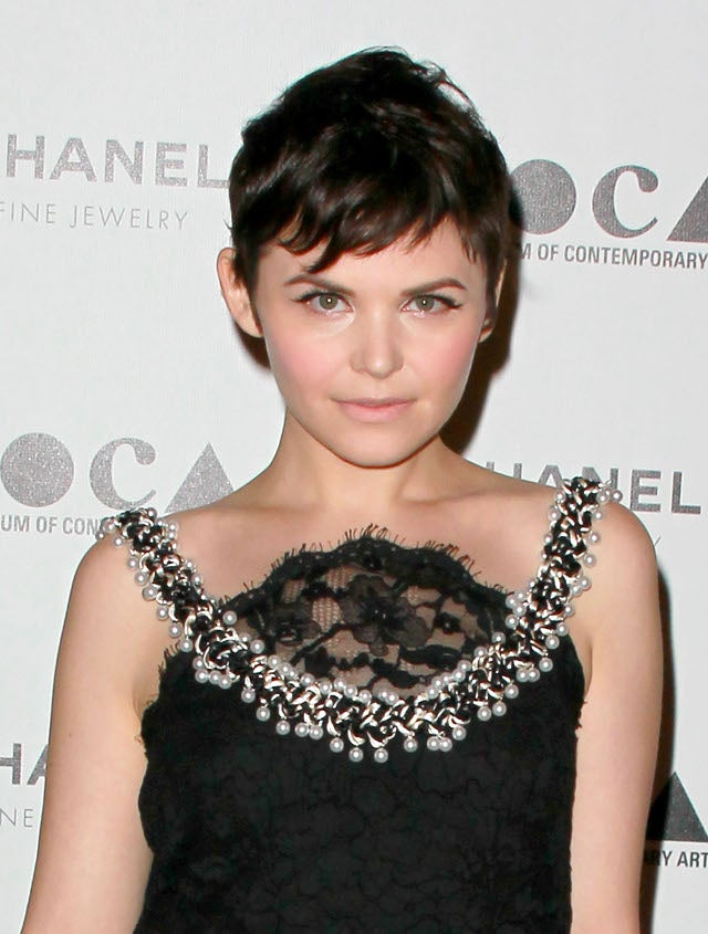 Ginnifer Goodwin Is Healthy & Not A Scary Alien Cat