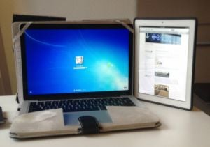 Hacker Challenge Winner: Turn Your Old Laptop Into a Tablet