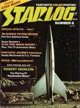Starlog's Next Print Issue: Stardate Unknown