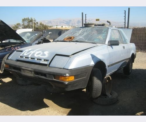Speaking Of Crusher-Bound 80s Two-Seaters, How About This Nissan Pulsar NX?