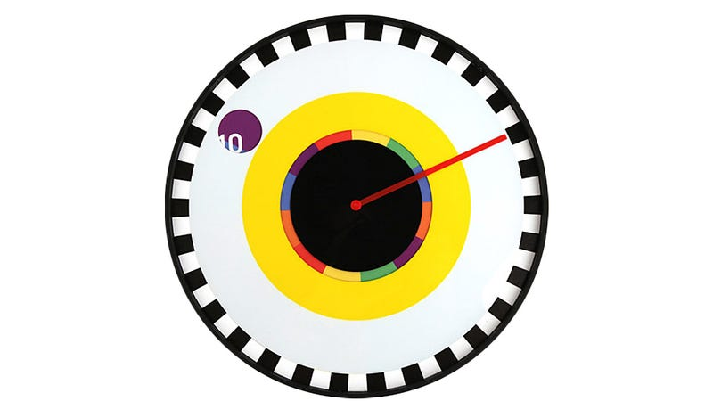 Milton Glaser's Sprocket Clock Is Always Down for a Good Time