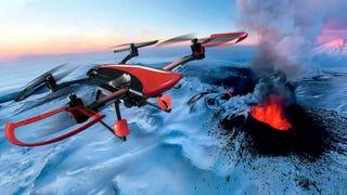 Pininfarina Designs A Drone.