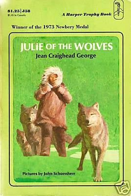 Julie of the Wolves: The Call of the Wild