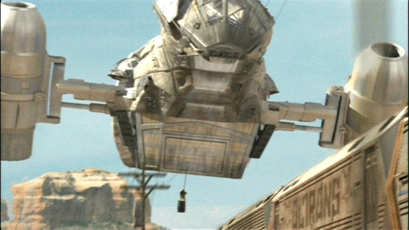 What's the greatest heist in all of science fiction or fantasy?