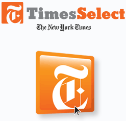 The Painful Stagnation Of TimesSelect And Other Bad News