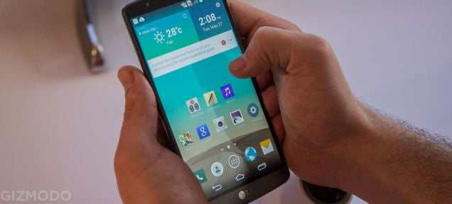 LG G3 Review: Brains That Finally Keep Up With the Brawn