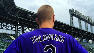 The Rockies Misspelled Troy Tulowitzki's Name On Jersey Giveaway Night