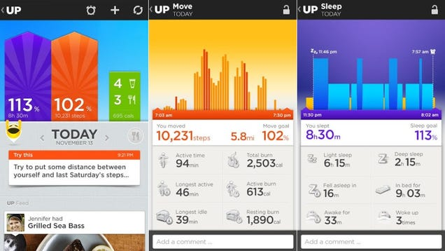 Jawbone UP, A World of Fire and Ice, and More