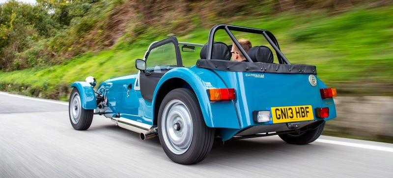 The Ten Most Old-School New Cars On Sale Today