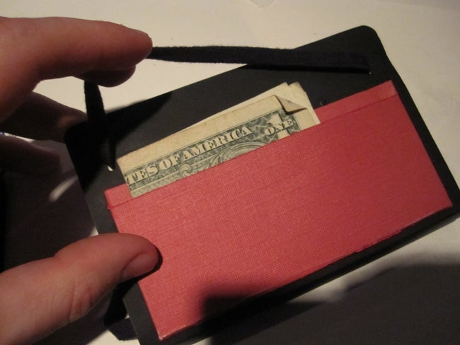 Create a DIY Writer's Wallet