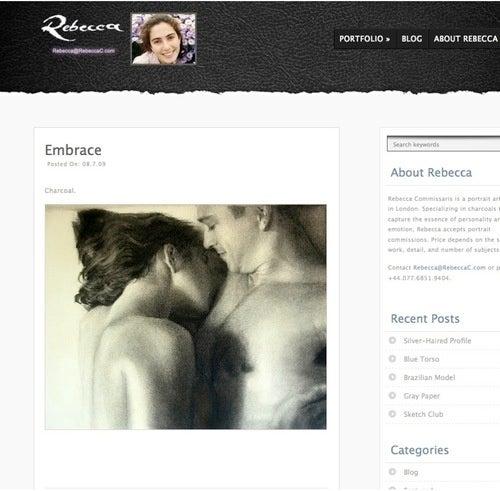 Naked Emotion: Mint.com CEO Bares Assets for Lover's Art