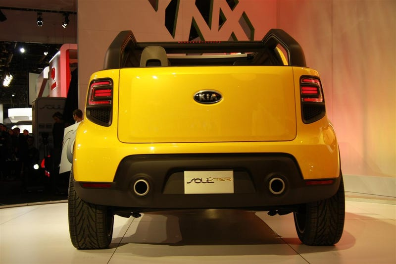Kia Soul'Ster Concept: A Ride For The Cali Kids