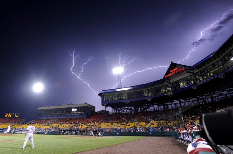 What's Going to Happen When a Tornado Hits a Baseball Game or Concert?