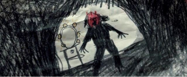 The Creepiest Psychic Visions of the Future Drawn by Little Kids