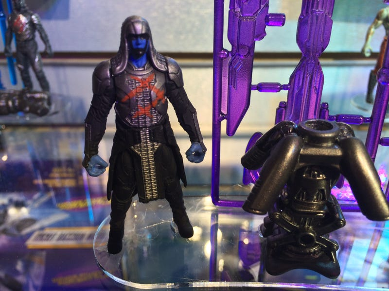 Guardians of the Galaxy toys reveal Lee Pace as Ronan the Accuser!