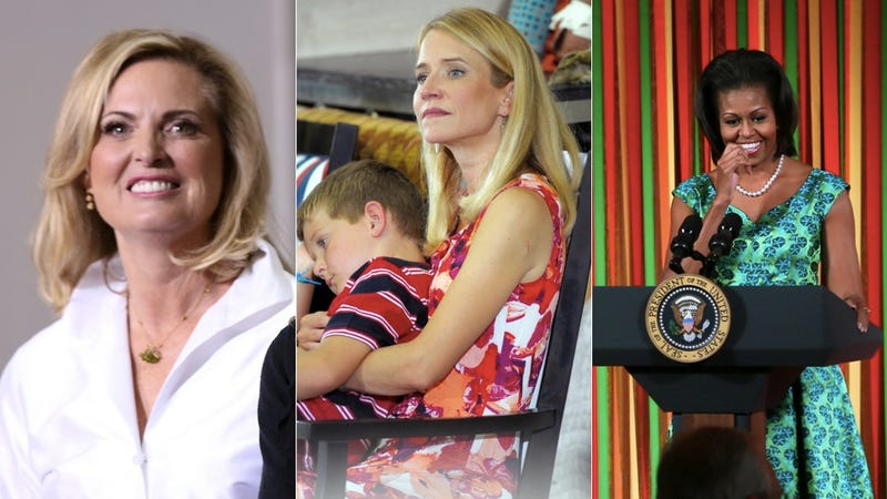 Why Do Political Wives Choose the Same Choice?