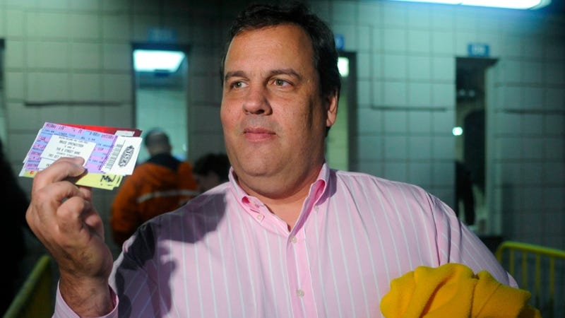 Chris Christie Probably Got Lap-Band Surgery So You'll Vote For Him
