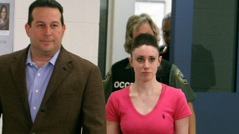 Casey Anthony Allegedly Googled 'Fool Proof Suffocation' Methods
