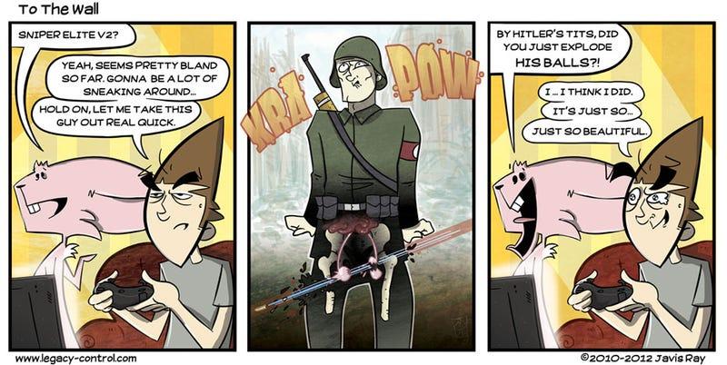 Sunday Comics: Born to Kill