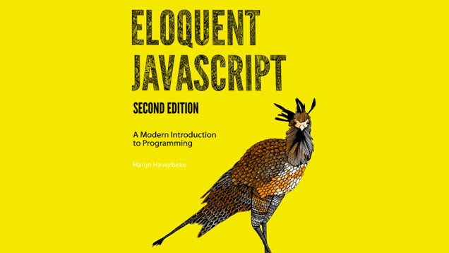 Eloquent JavaScript Teaches You JavaScript for Free