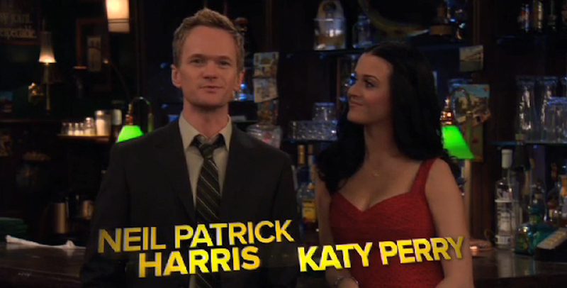 Watch How I Met Your Mother's SNL-Style Promos With Katy Perry