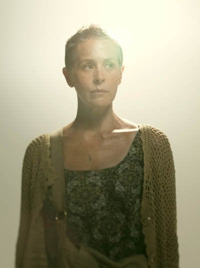 The Walking Dead season 2 promo and character photos