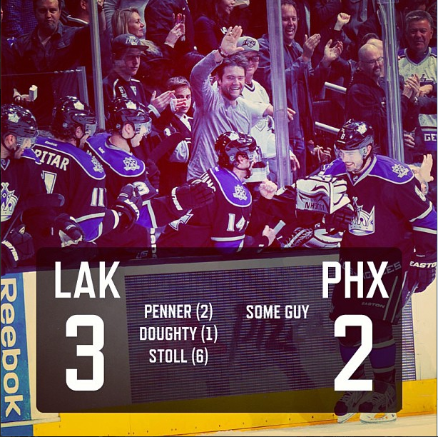The LA Kings Are Being Sassy On Social Media Again