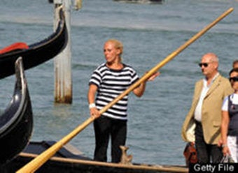 Meet Venice's First Lady Gondolier