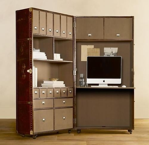 Mayfair's Office Trunk: For the Geek Who Telecommutes On Steamships