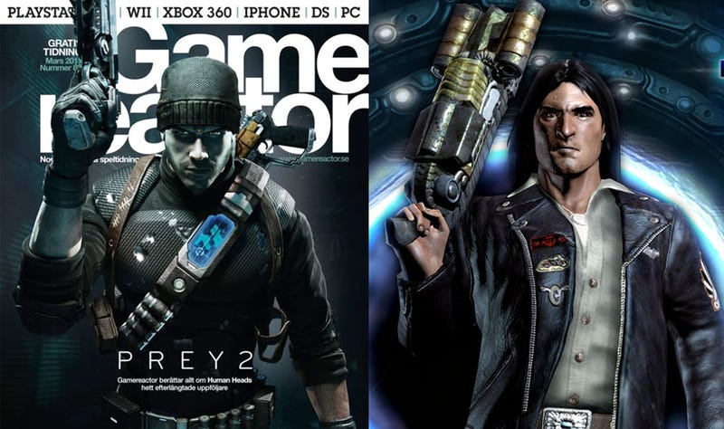 The New Prey Sure Looks... Different