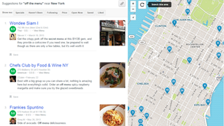 Search Foursquare for Secret Menu Items at Restaurants