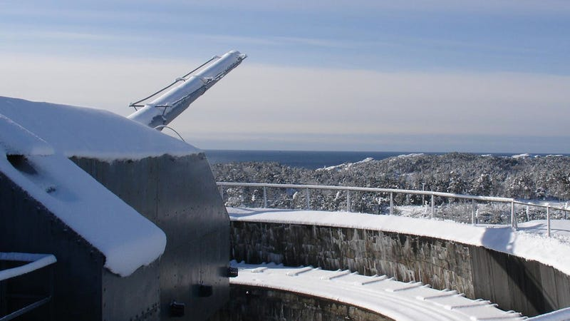 The secret behind Norway's massive Nazi coastal cannon