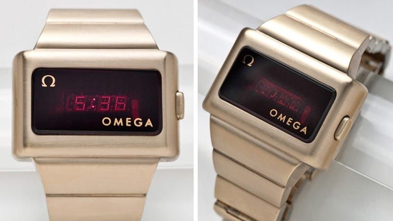 Kojak's Vintage Digital Watch Oozes With Retro Charm