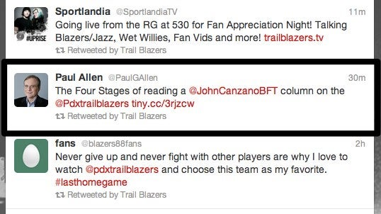 Blazers Owner Composes Rage Comic Equating Local Columnist With Big-Eared Octopus