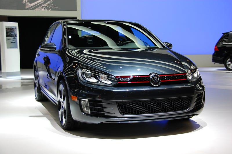 2010 VW Golf GTI: New Look, Same Car