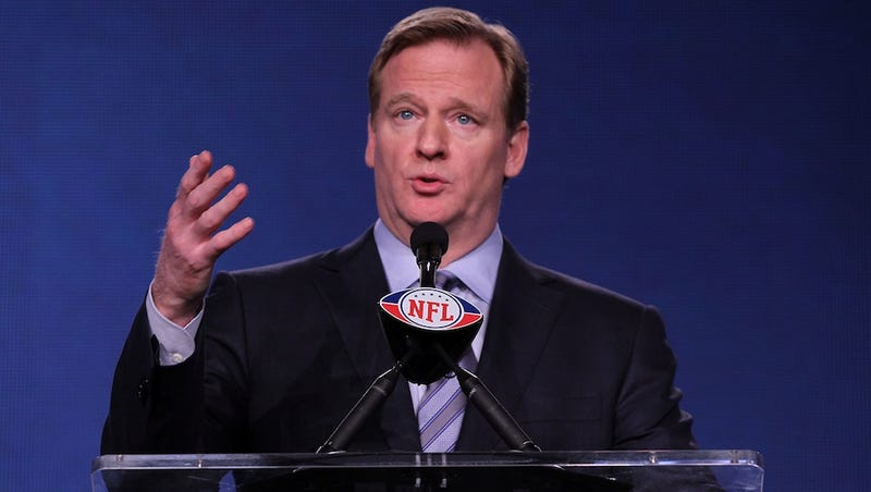 Read Roger Goodell's Letter To Congress Defending The Redskins Name