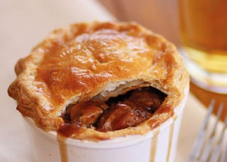 Steak and ale pie recipes?
