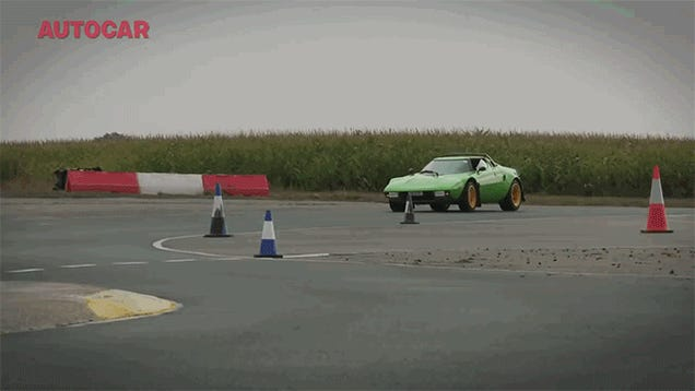 The Lister Bell STR Is The Lancia Stratos Of Your Dreams