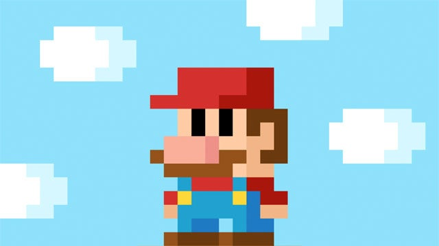 Mario, An 8-Bit Champion from a Different Perspective