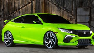 Honda's Big Surprise Is A Truly Worldwide Civic, Type-R For U.S.