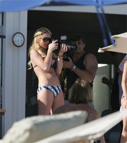 Lindsay Lohan: Another Day, Another Photo Scandal