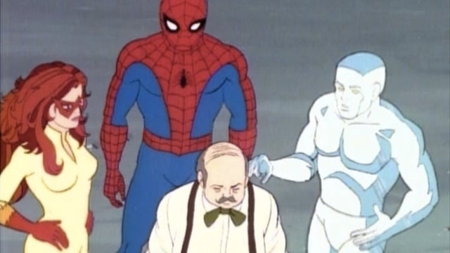 That time Spider-Man accidentally let a sad old man in a bowtie be god