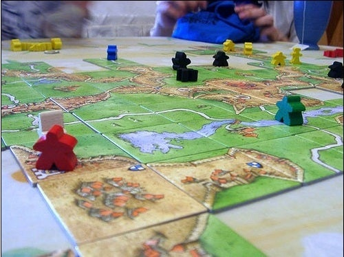 Board Games With OB #13: Carcassonne