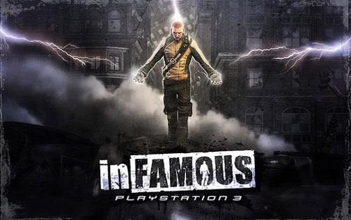 inFAMOUS Movie In The Works