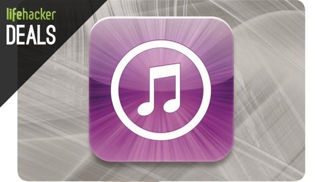 $100 on iTunes for $75, Audio-Technicas, DIY Ice Cream [Deals]