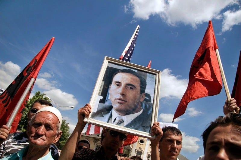 What Would Ramush Haradinaj Drive?