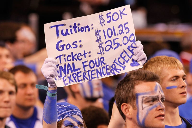 Duke Alums Are Worried About Craziness Of The Young Cameron Crazies