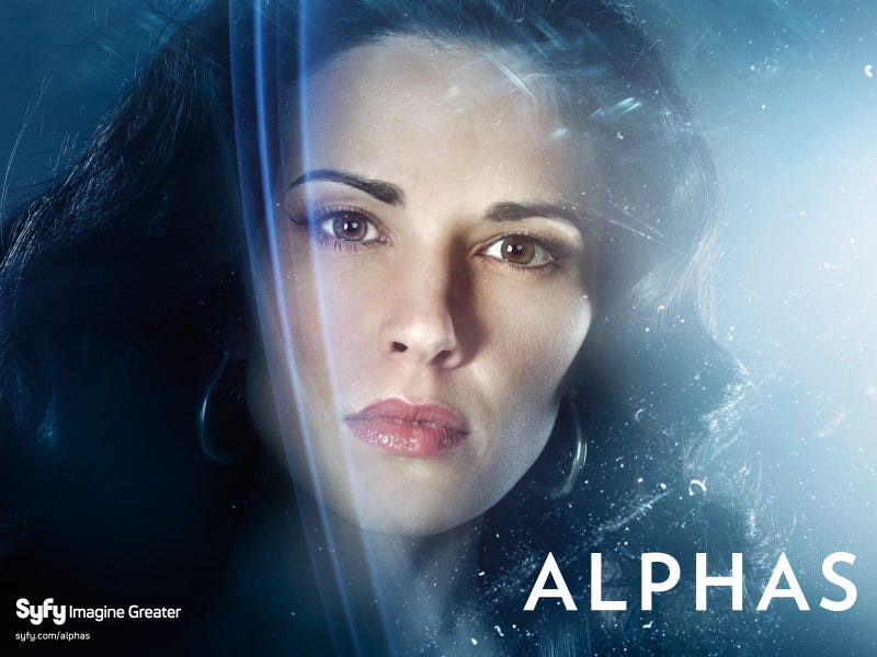 Syfy pulls the plug on Alphas, once and for all